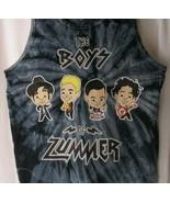 Rare Fall Out Boy tank top The Boys of Zummer Tank Size Small Dyenomite - $9.89
