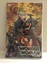 2020 DC Comics Wonder Woman #750 Jim Lee Torpedo Comics Variant Cover B - $39.95