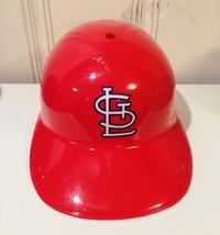 Vintage St Louis Cardinals Baseball Helmet Full-Size LAICH Replica MLB NEW - $18.99