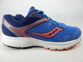 Saucony Cohesion 10 Size 8.5 M (B) EU 40 Women's Running Shoes Blue S15333-2