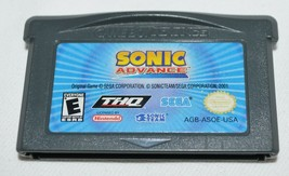 Sonic Advance Nintendo Game Boy Advance (GBA 2002) - Cart Only  - $30.78 CAD