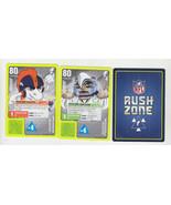 2014 NFL Eile Zone Super Bowl Xlviii Promo Karte Set Seattle Seahawks Br... - $11.99