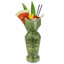 BHomify Ceramic Large Mouth Tiki Mug 650ml - ₨2,793.39 INR