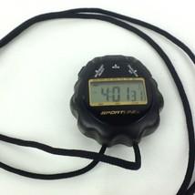 Sportline Giant Sport Timer Digital Stopwatch Coach Free Shipping - $15.99