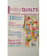 Fons & Porter's Easy Quilts Magazine Summer 2014 - $5.93
