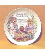 Heirloom Editions Always 'n Ever Collectors Plate HP-86  NIB - $4.99