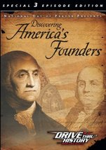 Discovering America's Founders [DVD] - $25.00