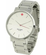 KATE SPADE GRAMERCY KSW1376 SILVER STAINLESS STEEL GRAND WOMEN'S WATCH - £123.77 GBP
