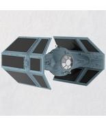 Star Wars™ Darth Vader's TIE Fighter™ 2018 Hallmark Ornament - $39.59