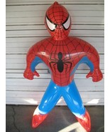 "SPIDERMAN JUMBO INFLATE 60"" SPIDERMAN inflatable superhero - $14.99"