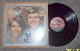 Carpenters A kind of a hush Record 33RPM LP Vinyl A&M SP 4581 1976 - $11.14