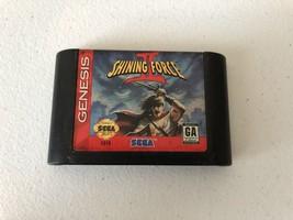 Shining Force II - Sega Genesis - Cleaned & Tested - $44.14