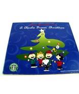 A CHARLIE BROWN CHRISTMAS Music CD (Soundtrack, Starbucks, 1997, JAZZ) - $14.80