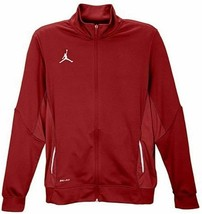 Nike Men's Team Jordan Flight Jacket 696736 657 S M L XL Red - $59.99