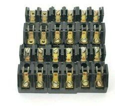 LOT OF 6 COOPER BUSSMANN 2808 FUSE HOLDERS 30A, 600V, 2-POLE image 3