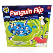 Penguin Flip Childrens Kids Game Ages 3+ Dexterity Hand Eye Coordination... - $24.74