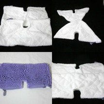 """Lot of New Shark Cleaning Pads Purple 13"""" 16"""" 12"""" Rectangle Dusters Mop ... - $19.60"""