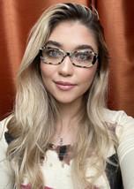 New TORY BURCH TY 6220 6015 Gray 49mm Women's Eyeglasses Frame - $99.99