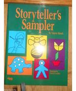 STORYTELLERS SAMPLER Valerie Marsh Paper cutting Mystery fold story Puzz... - $12.71