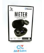 Bass Jaxx Bluetooth METER True Wireless Earbuds w/ Charging Portable Cas... - $19.75