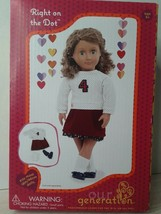 Our Generation Fashion Outfit - Right on the Dot - Fits 18' Doll - $6.68
