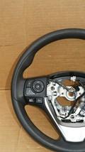 14-16 Toyota Corolla SRS Steering Wheel W/ BT Tel Radio Cruise Controls