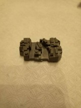 Dark Tower Board Game Replacement Building Piece Original 1981 Grey dc - $9.49