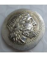 SexeMara G 11 Rare Ancient Greek Silver Tetradrachm King - $11.95