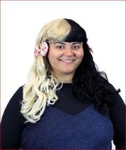 American Singer Bow Wig, Pink/Black - £22.90 GBP+