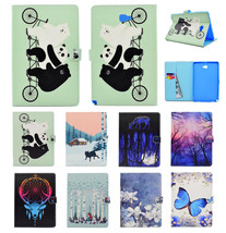 Smart Cartoon Leather Cover Stand Case For Samsung Galaxy Tab A 10.1 T58... - $9.49+