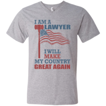 I Am A Lawyer. Men's V-Neck T-Shirt - $22.99+