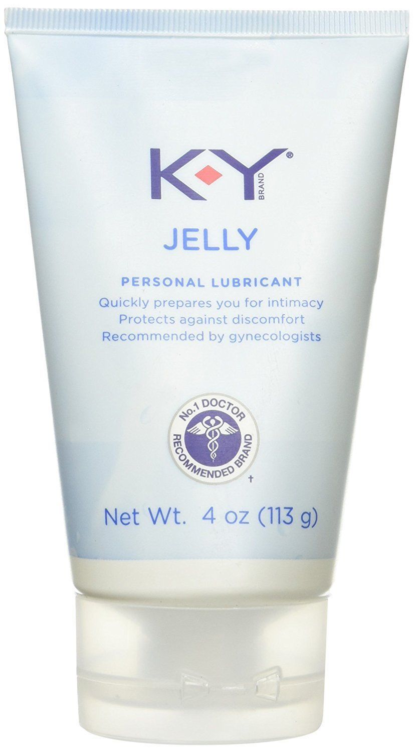 K-y jelly for vaginal dryness