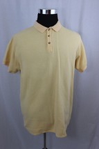 Patagonia Vintage Shirt Polo Waffle Knit Short Sleeve 100% Cotton XL - $18.46