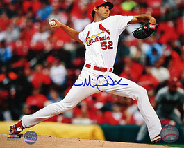 Michael Wacha signed St. Louis Cardinals 8x10 Photo (white jersey) - $27.95