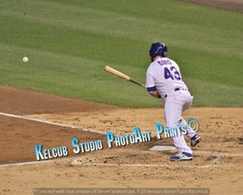 Taylor Davis Chicago Cubs FIRST MLB HIT 8x10 Pic or larger 2017 on 9/14/17 - $4.77