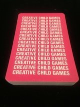 Vintage 80s Creative Child Games card game: CRAZY EIGHTS image 7