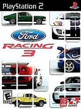 PlayStation2 Ford Racing 3 VideoGames - $6.93