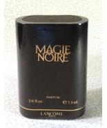 Lancome Magie Noire Parfum - 1/4 oz. - Sealed - $60.99