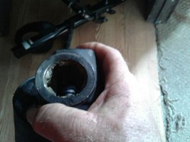 PTO Shaft  with Slip Clutch 6 splined shaft 28 to 52 (jew)