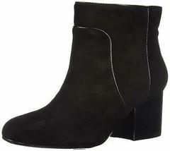 Aerosoles Women's Compatible Fashion Boot Size 7.5M Black Suede - $49.89