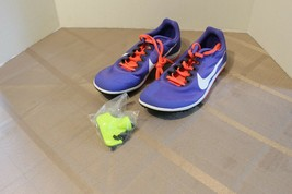 Nike Zoom Rival D 10 Track Spikes Distance Shoes WOMEN Size 7 New 907567... - $28.04