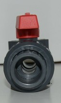 American Granby Inc ITUV 75SE PVC Blocked True Union Ball Valve image 2