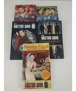 Lot of 5 Dr Who Novels BBC 2 Harback Novels & 3 Softback Novels Titles A... - $28.04