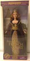 Princess of the French Court 2001 Barbie Doll Collector Edition Mattel 2... - $74.25