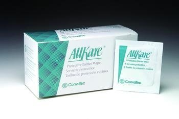 ConvaTec AllKare Protective Barrier - Wipes Box of 50 - SQB037439_BX