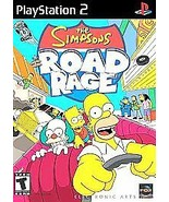 Simpsons Road Rage (Sony PlayStation 2, 2001) - $8.41