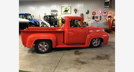 1956 Ford F100 2WD Regular Cab Truck Car for sale in Burnsville, Minnesota 55337 image 13
