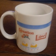 vintage Coffee Cup Mug  Nestle  Limited Edition Collectibles - $19.38