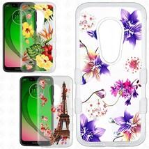 For Motorola Moto G7 Play IMPACT TUFF HYBRID Hard Case TPU Candy Phone C... - $19.90