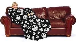 Disney Nightmare Before Christmas Jack Skellington Fleece Throw Blanket - $65.44 CAD